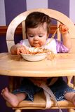 Spaghetti Queen 5 Royalty Free Stock Images