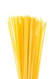 Spaghetti secs Photo libre de droits
