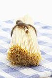 Spaghetti, studio Royalty Free Stock Images