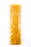 Spaghetti in transparent package Stock Images