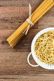 Spaghetti Vertical Stock Photo