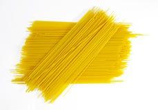 Spaghettideegwaren Royalty-vrije Stock Foto's