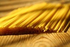 Spaghettideegwaren A Stock Foto