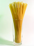 Spaghettis. A couple of spaghettis Royalty Free Stock Photo