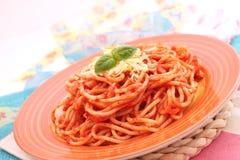 Spaghettis Royalty Free Stock Image