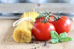 Spaghettis Lizenzfreie Stockfotos