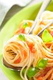 Spaghettis Stockbilder