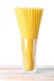 Spaghettis Stockbild