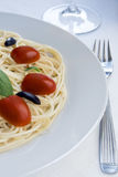Spaghettis Royalty Free Stock Photography