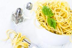 Spaghetty photo stock