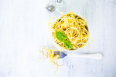 Spaghetty image libre de droits