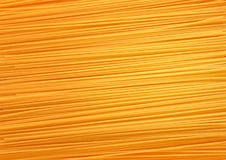 Spaghetty pasta background Stock Images