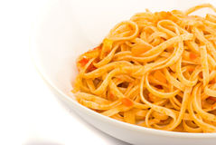 Spaguetti Stock Photography