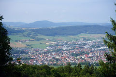 Spaichingen Royalty Free Stock Images