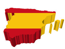 Spain Royalty Free Stock Photography