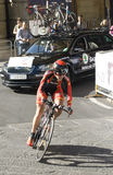 Spain,Alba Rives. UCI road world championshi Royalty Free Stock Images