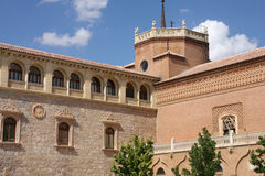 Spain - Alcala de Henares stock images