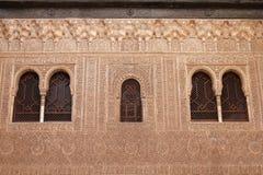 Spain - Alhambra Royalty Free Stock Photos