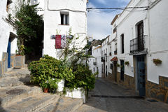 Spain, Andalusia, Casares Royalty Free Stock Photography