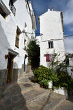 Spain, Andalusia, Casares Stock Image