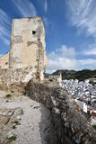 Spain, Andalusia, Casares Royalty Free Stock Photo