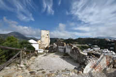 Spain, Andalusia, Casares Royalty Free Stock Image