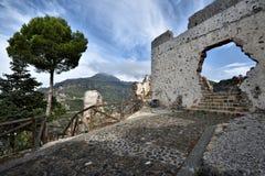 Spain, Andalusia, Casares Royalty Free Stock Photos