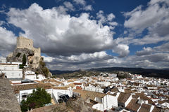 Spain, Andalusia, Olvera Royalty Free Stock Image