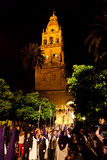 Spain, andalusia, semana santa Stock Images