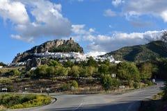 Spain, Andalusia, Zahara de la Sierra Stock Photos