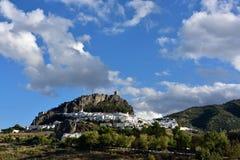 Spain, Andalusia, Zahara de la Sierra Royalty Free Stock Image