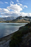 Spain, Andalusia, Zahara de la Sierra Royalty Free Stock Photos