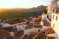 SPAIN, ANDALUSIA ZAHARA: Royalty Free Stock Images