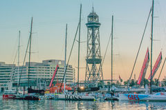 Spain - Barcelona Stock Image