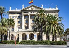 Building of the Government on Barcelona