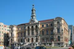 Spain, Bilbao, city hall Stock Photography
