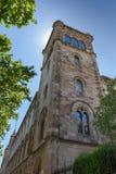 Spain. Building in Barcelona Royalty Free Stock Image