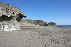 Spain - Cabo de Gata Stock Images