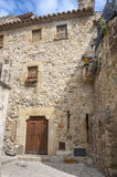Spain, Catalonia , Girona, Pals . Royalty Free Stock Photos