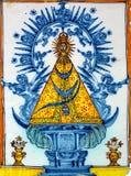 Spain Ceramic. Detail of old ceramic tiles in Spain royalty free stock image