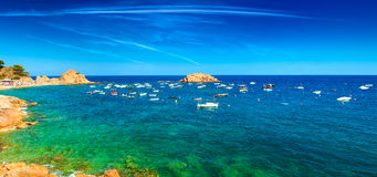 Spain coast Royalty Free Stock Photos