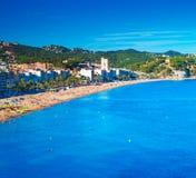 Spain coast Stock Images