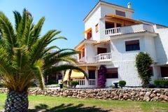 Spain condominium Royalty Free Stock Images