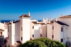 Spain condominium Stock Images
