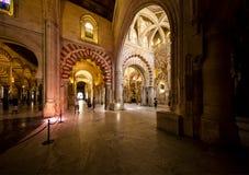 Spain Cordoba Cathedral Stock Image