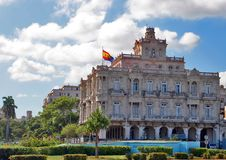 Spain embassy Royalty Free Stock Photography