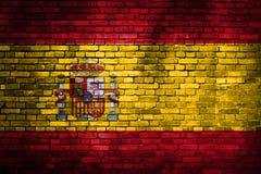 Spain flag Stock Image