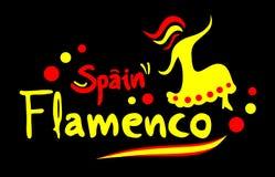 Spain flamenco Stock Photos