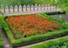 Spain Granada Alhambra Generalife (10) Royalty Free Stock Photo