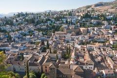 Spain. Granada Stock Photography